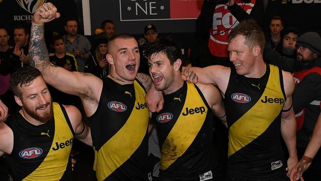 Richmond's rise doesn't make sense by the numbers.