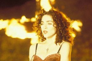 Mrs Bickel did not approve of Madonna's <I>Like a Prayer</I> video.