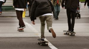 The Queensland Coroner wants skateboards banned on local roads.