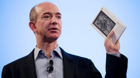 Jeff Bezos, founder and CEO of Amazon.com, is now the richest person on earth.