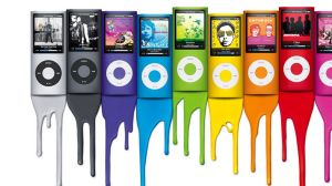 ipod nanos were one of Apple's best sellers after they were introduded in 2005.