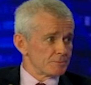 One Nation senator Malcolm Roberts during his Thursday night Sky News interview.