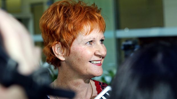 Judy Smith, who is the sister of One Nation leader Pauline Hanson.