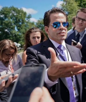White House communications director Anthony Scaramucci has gone on a foul-mouthed rant against Reince Prebius and Steve ...