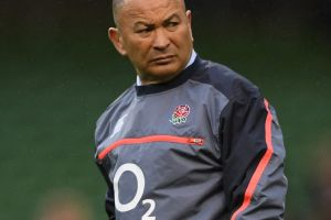 Scheming: Eddie Jones has a plan for developing the England national team.