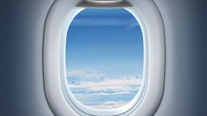 You cannot be compelled to close your window shade on a plane, but it is good manners.