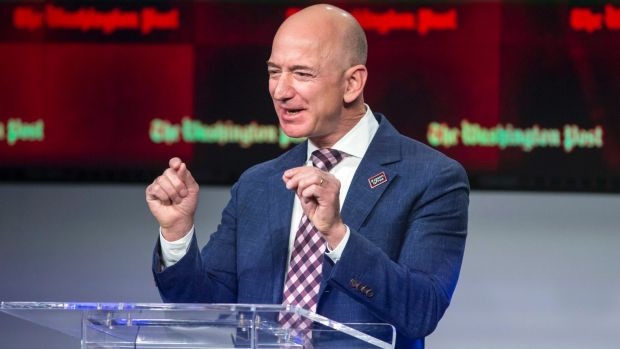 Amazon's founder, Jeff Bezos, could easily have turned the second-quarter result into a far bigger profit. He chose not to.