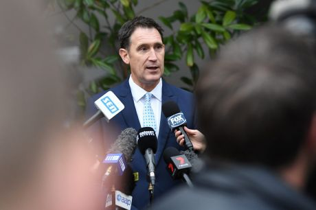 Cricket Australia CEO James Sutherland has suggested having the pay dispute settled by a third party.