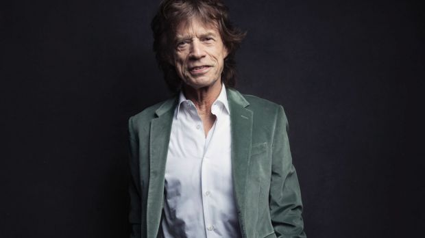 Rolling Stone Mick Jagger.