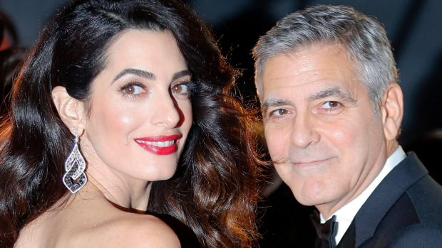 George Clooney to sue French magazine over 'illegal' photos of twins