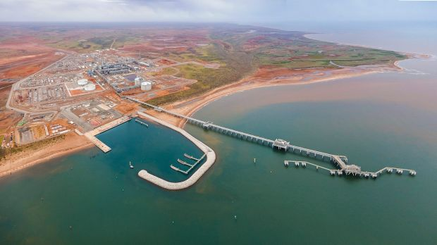 Chevron starts LNG output at Wheatstone in Australia