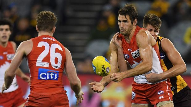 Josh Kennedy's likely return will be a massive boost for the Swans.