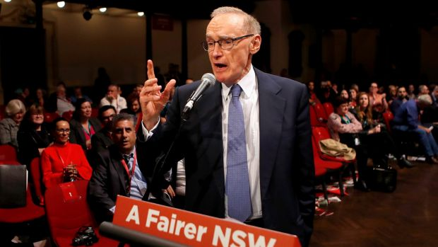 Former foreign minister Bob Carr has criticised reports of Beijing's influence as overblown.