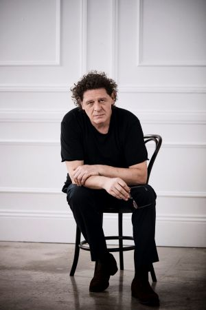 Hell's Kitchen: Marco Pierre White.