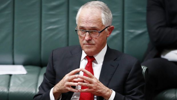 Prime Minister Malcolm Turnbull was not prepared to back a free vote in Parliament.
