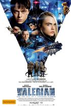 Valerian and the City of a Thousand Planets: Not one single memorable action sequence.