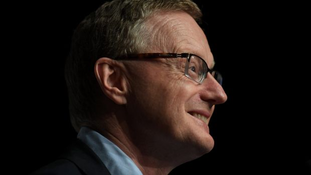 RBA governor Philip Lowe said the paper loss would be absorbed by previously unrealised gains, so it would pay a dividend.