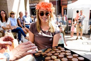 Get your sugar fix at the Smooth Festival of Chocolate.