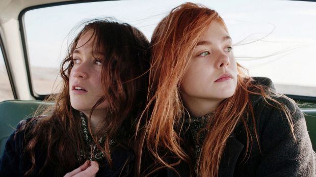 Alice Englert's work has included the arthouse movie <i>Ginger & Rosa</I>, in which she starred with with Elle Fanning ...