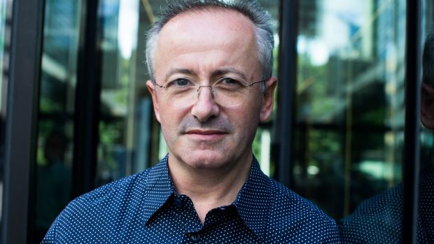 Andrew Denton has been diagnosed with advanced heart disease and will have multiple bypass surgery.