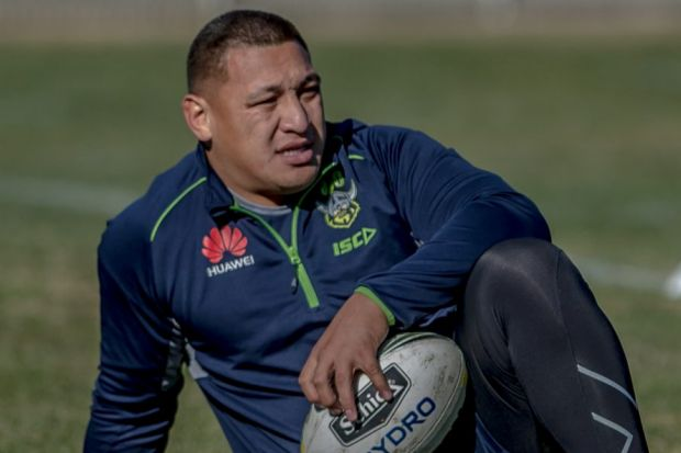 Raiders star Josh Papalii will miss the Prime Minister's XIII game due to a death in the family.