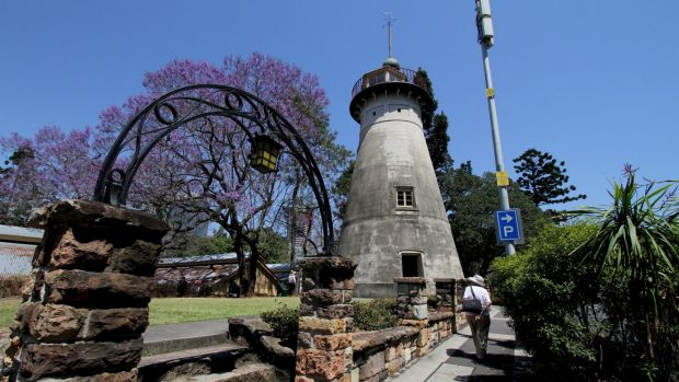 The Spring Hill windmill has had a long and varied history.