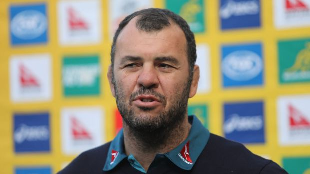 """that's going to be hard for them to take"": Michael Cheika."
