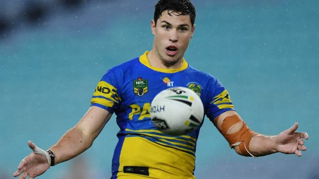 Mitchell Moses appears to have rediscovered his mojo.