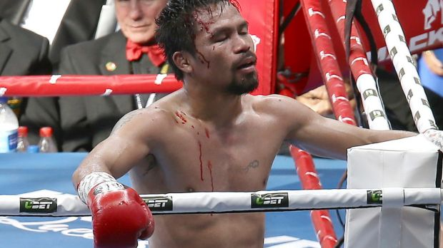Pacquiao to spurn retirement, wants rematch vs. Horn