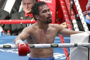 Manny Pacquiao will return to Brisbane in 2017 for a Battle of Brisbane rematch