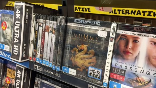 Will Australia's Troubled NBN And Woeful Broadcasting Give Ultra HD Blu-ray Players A Foothold?