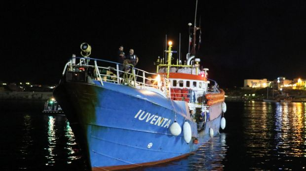 The German NGO migrant rescue boat has been put under preventive seizure as Italian authorities investigate what they ...
