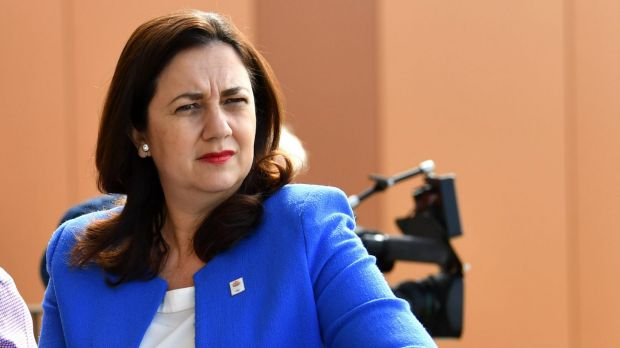 """Queensland Premier Annastacia Palaszczuk: """"I want to look at what other levers of government are open for me to apply to ..."""