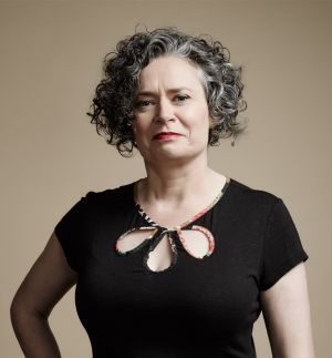 """""""If I were worth hundreds of millions of dollars, I would never do stand-up again."""": Judith Lucy."""