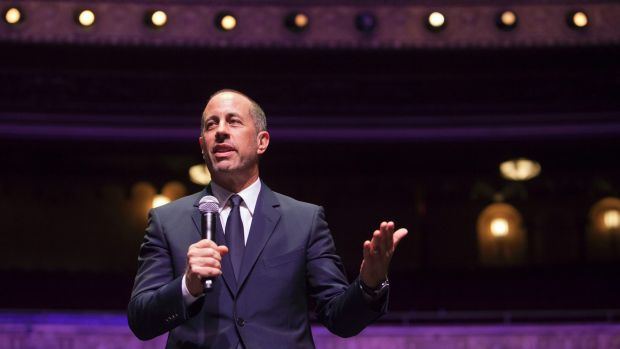 Jerry Seinfeld has been known to take years to craft a joke.