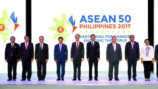 ASEAN celebrates 50 years since foundation.