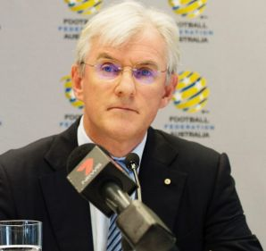 FFA chief David Gallop and  chairman Steven Lowy will keep FIFA updated on their progress.