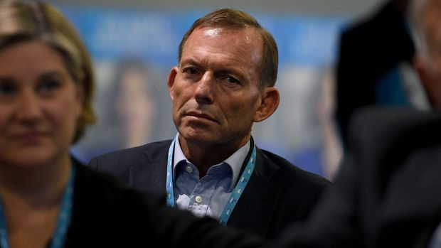 Tony Abbott has made his first comment on North Korea to Fairfax Media.