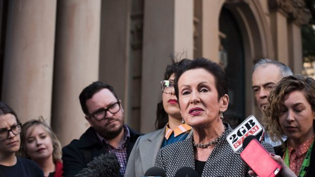 City of Sydney lord mayor Clover Moore said council would look for modern, sustainable designs that were also ...