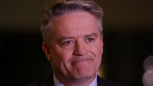 Senator Mathias Cormann refused to comment on Commonwealth Bank's lax reporting of potential terrorism-related transactions.