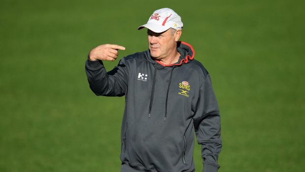 Eade sacked by Gold Coast Suns, effective immediately