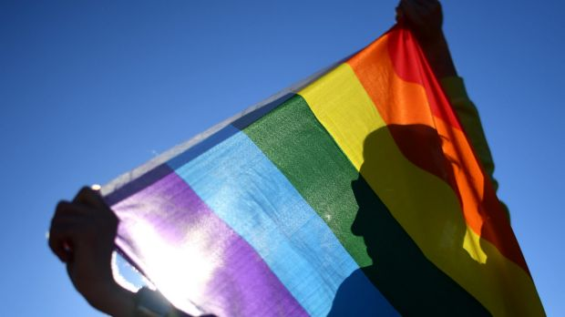 Thousands of Australians rally in support of gay marriage