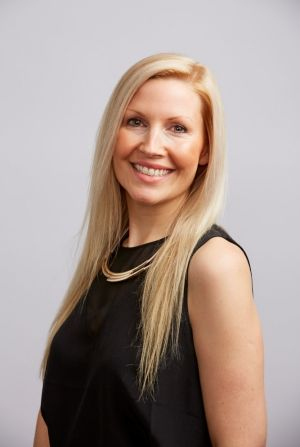 Rhian Allen, founder of The Healthy Mummy website, which has a million members and adds 100 new recipes every month.
