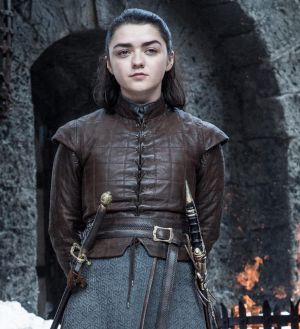 Arya Stark is hell bent on revenge, at any cost.