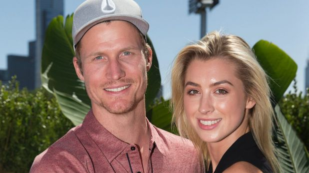 Nation has moved on with a woman after splitting from The Bachelor Richie Strahan.