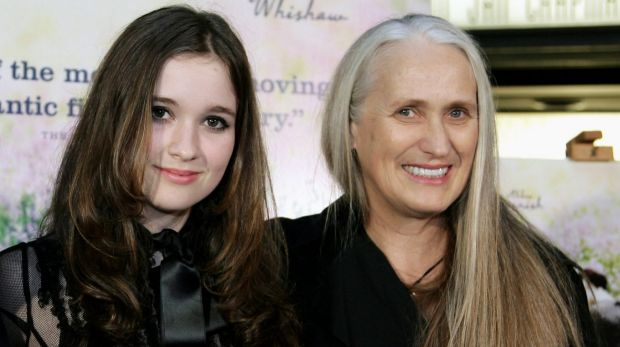 Alice Englert (left) and her mother, Jane Campion, built a special bond when Englert decided to embark on an acting ...
