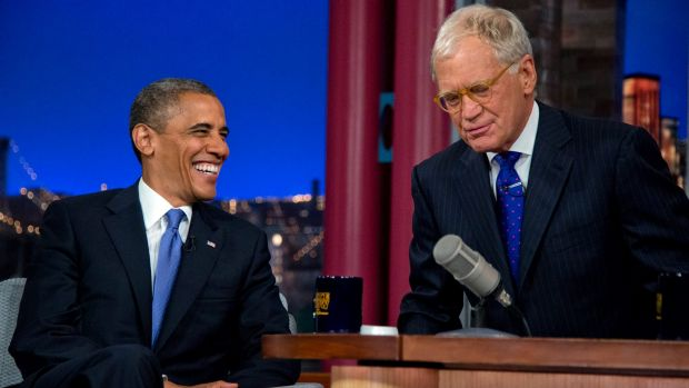 The first episode of David Letterman's new Netflix show will feature an interview with former US president Barack Obama.