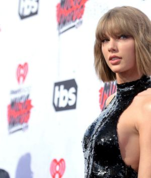 Taylor Swift has wiped her social media accounts without explanation.