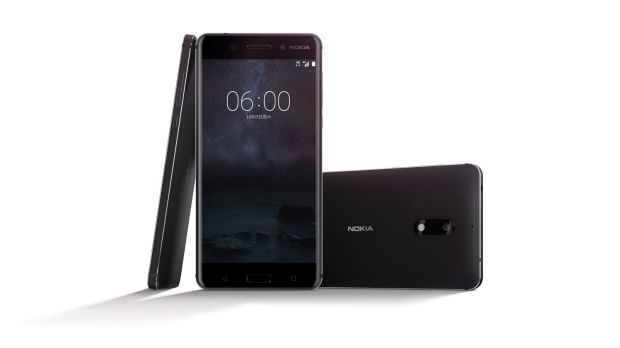 The Nokia 6 looks and feels cold and utilitarian, but also looks much more expensive than it is.