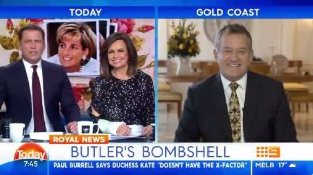 Karl Stefanovic was far from impressed during Wednesday's interview.